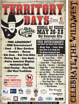 43rd Annual Territory Days