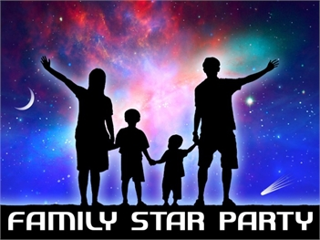 Virtual Family Star Party
