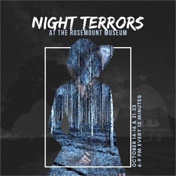 Night Terrors | Victorian Horrors at the Rosemount Museum