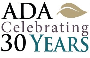 Virtual ADA Celebration