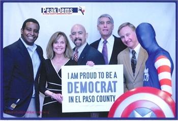 El Paso County Dems - Second Thursdays!
