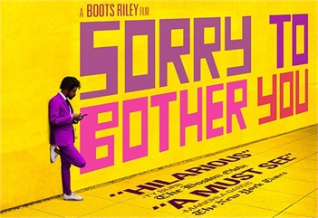 Sorry To Bother You Featuring Boots Riley