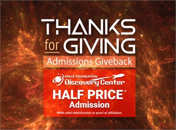 """""""Thanks for Giving"""" Admissions Giveback Program: County and Municipal Employees"""