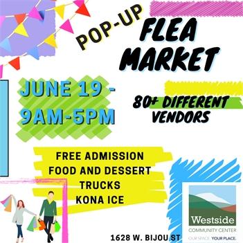 Flea Market/Craft Fair