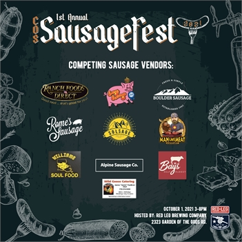 COS SausageFest 2021