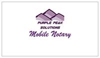 Purple Peak Solutions Jenny Amsden