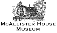McAllister House Museum Eric Metzger