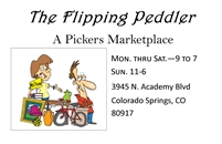 The Flipping Peddler Gary Clark