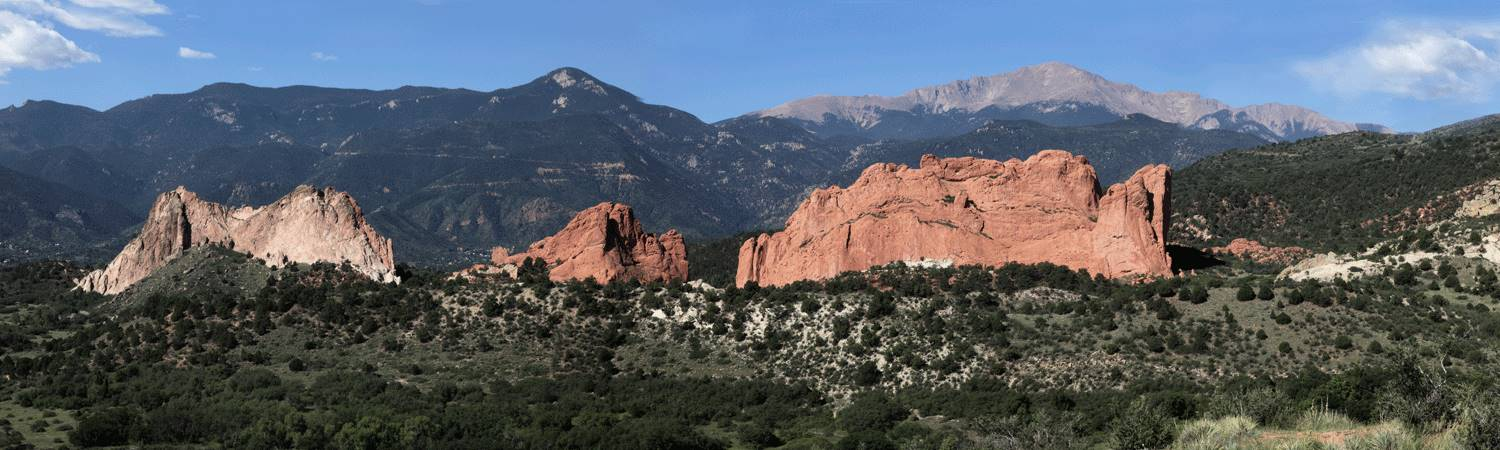 Garden of the Gods - new