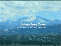 Springs Peak Team with Equity Colorado Real Estate Kelli Smith