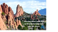 Multiple Sclerosis Alliance of Southern Colorado Amy Husted