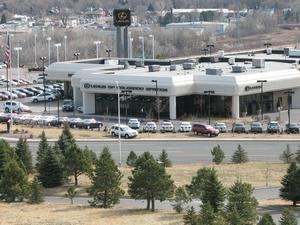 Lexus of Colorado Springs, CO. Doug  Havlak