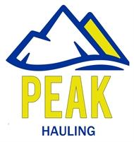 Peak Hauling and Dumpster Rental Dennis Dalton