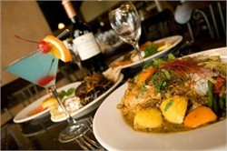 Caspian Cafe Mediterranean Bistro & Bar