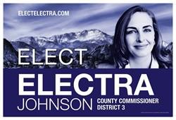 Electra Johnson – A Bold, Progressive Visionary for El Paso County Commissioner
