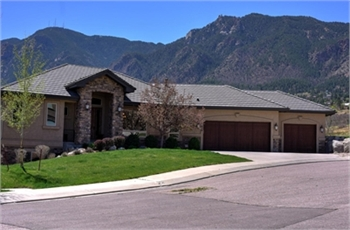 Broadmoor Living at its Best! Gorgeous 4 Bed, 4 Bath Rancher