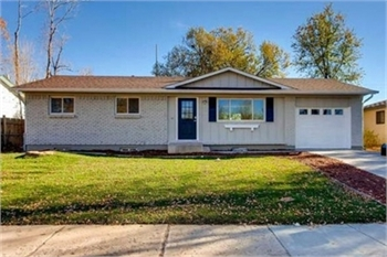 Sweet  3 Bed, 1 Bath Rancher with Unfinished Basement for Sale in Fountain, CO