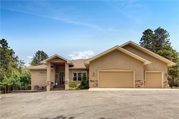 Custom Built Home In Wissler Ranch